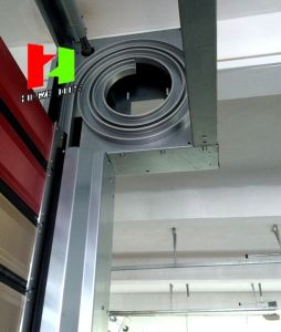 High Speed Roller Shutter Door Aluminium Profile (Hz-FC063) pictures & photos