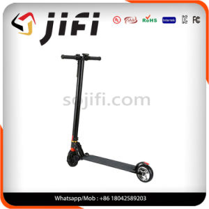 Lightest 2 Wheel Balance Electric Kick Scooter with LED Light pictures & photos