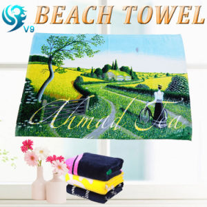 Custom Gym Printed Towel pictures & photos
