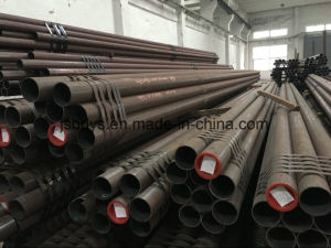 Seamless Steel Pipe for Gas Cylinder pictures & photos