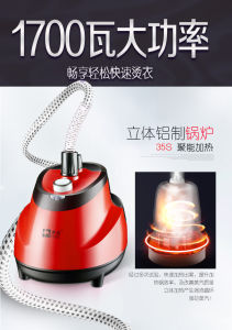 The Msot Popular High Quality Garment Clothing Steamer with Free Accessories pictures & photos