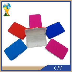 Silicone Wallet& Purse for ID Card Bank Card Holiding Money Pocket pictures & photos