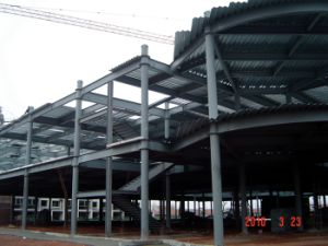 Steel Building Construction for Factory Temporary Offices pictures & photos