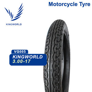 2.75-17 3.00-17 90/80-17 110/90-17 120/80-17 140/70-17 Tubeless Motorcycle Tire pictures & photos