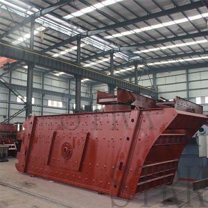 Vibrating Screen Vibrator Screener for Sale pictures & photos