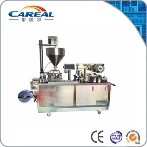 Dpp-88y Automatic Alu PVC Jam Fruit Blister Packing Machine pictures & photos