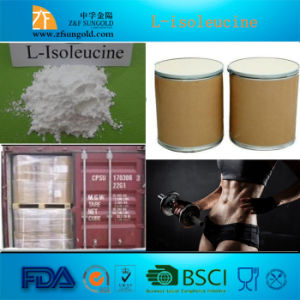 High Quality Nutrition Supplement Amino Acid L-Isoleucine