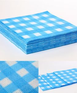 Spunlace Nonwoven Wipes for Daily Cleaning pictures & photos