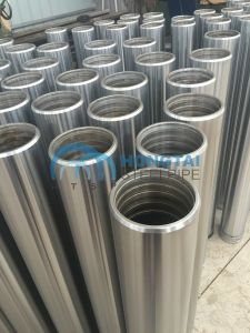 St52 DIN 2391 H8 Honed/Honing Steel Pipe for Hydraulic Cylinder pictures & photos