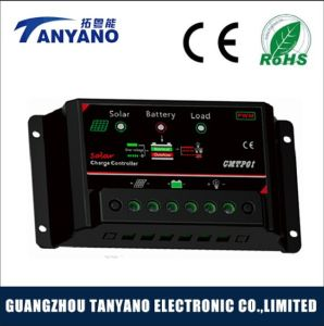Home Use PWM solar Power Charge Controller