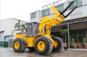 Good Quality 20t Quarry Fork Loader with 175kw Weichai Engine pictures & photos
