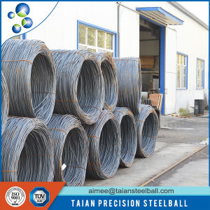 Factory AISI1010 Carbon Steel Ball Bearing Ball 2mm/3mm/4mm/5mm/6mm/7mm pictures & photos