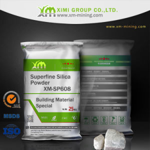 99% Sio2 Superfine Silicone Powder for Building Material pictures & photos