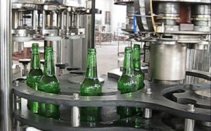 Glass Bottle Beer Filling Machine Manufactures for Baverage Production Line pictures & photos
