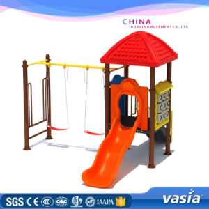 Amusement Park Preschool Mini House Children Outdoor Playground pictures & photos