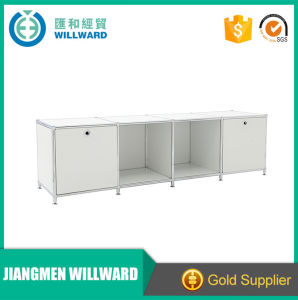 Modern Modular Office Storage Bookcase Steel Transcube Modular Filing Cabinet pictures & photos