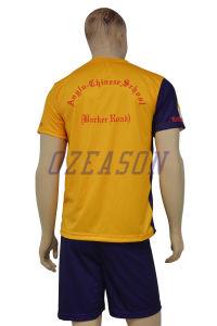 2017 Professional Latest Design Fashion Team Soccer Uniforms Kit (S023) pictures & photos