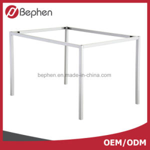 OEM Knock Down Table Leg Office Powder Coating Metal Table Leg Steel Furniture Leg 1001