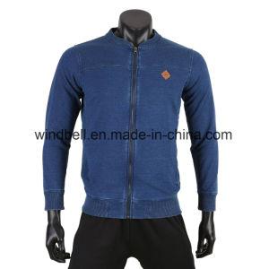 Fashionable Denim Jacket for Men pictures & photos