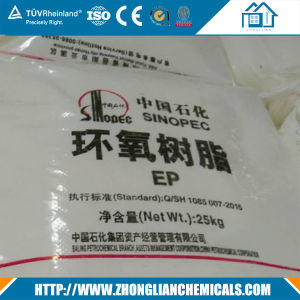 Low Molecular Weight Flexible Heat Resistant Fire Resistant Epoxy Resin pictures & photos
