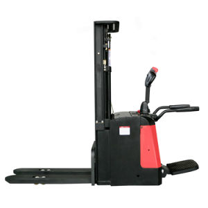 1600kg Hot Sale Electric Pallet Stacker (ES16-16RA) pictures & photos
