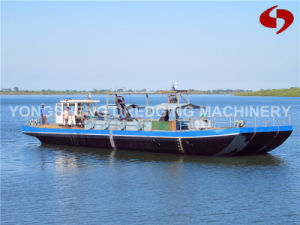 Low Price Sand Barge with Pump