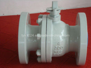 Flanged Ball Valve - Q41f