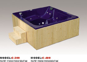 Massage Bathtub (C-200)