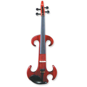 Electric viola instrument