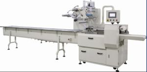 auto adding pieces biscuit packing machine pictures & photos