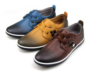 Fashion Men Shoes, Men′s Leisure Shoes, Men Casual Shoes