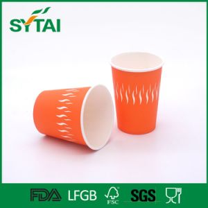 Wholesale Many Sizes Tea Cups High Quality Single Wall Paper Cup pictures & photos