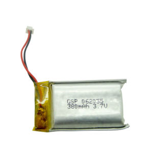 Rechargeable Polymer Li-ion Battery (GSP062035)