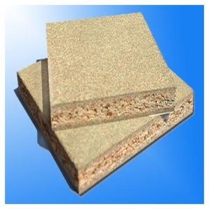 Raw Particle Board with Melamined
