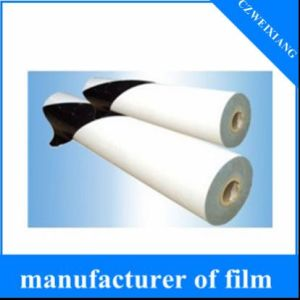 PE Black and White Protection Film