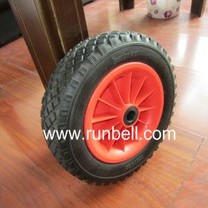 "PU Flat Free Wheel (12""x4.00-6)"