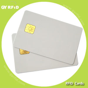 Em4102 T5577 NFC Ultralight Icode Sli, DESFire Smart Card pictures & photos