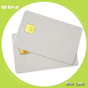 RFID Lf Em4100 Em4102 T5577 Hf Nfc S50 S70 Ultralight Icode Sli PVC Smart Card pictures & photos
