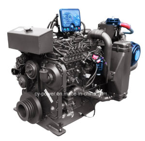 Fast Boat High Speed Diesel Engine, Sdec D683 pictures & photos
