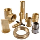 Plain Brass Fittings for Sanitary or Building Industry pictures & photos