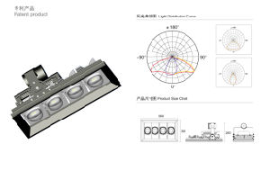 200W LED Street Light From China Factory Directly pictures & photos
