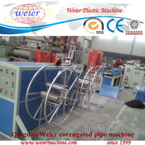16-50mm, 8-32mm Plastic Extrusion Line for Corrugated Tube pictures & photos