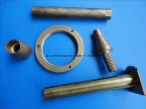 CNC Machining Copper Parts/Tubes (QL-CL-003)