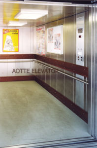 Aote Bed Elevator for Hospital Use pictures & photos