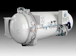 Steam Sterilizer of Medical Waste Treatment