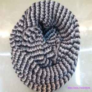 New Design 100% Arylic Fashion Winter Scarf pictures & photos