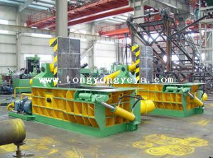 Metal Baler Machine (Y83-125)