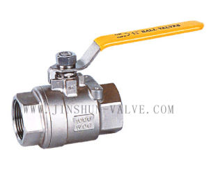 1000wog Ball Valve pictures & photos