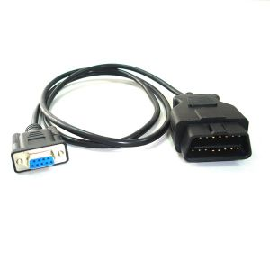 J1962 OBD-II 16m to D B9p F Cable pictures & photos