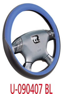 Steering Wheel Cover (U-090407 BL)